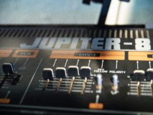Roland Jupiter 8 12-bit – Like New – eyepatchfilms com – Eye
